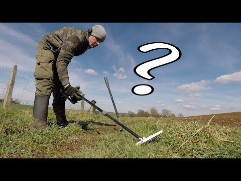 SUPERB ANCIENT SILVERS AND GOLD!!! Metal Detecting Germany Nr.132