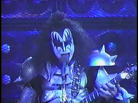 KISS  God Of Thunder  1999 Best Quality