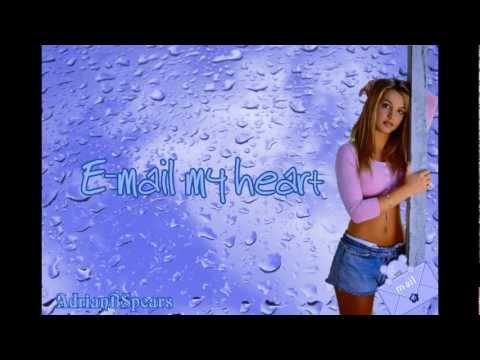 Britney Spears - E-mail My Heart Lyrics