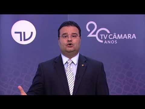 20 Anos TV Câmara: deputado Fábio Trad (PSD-MS)