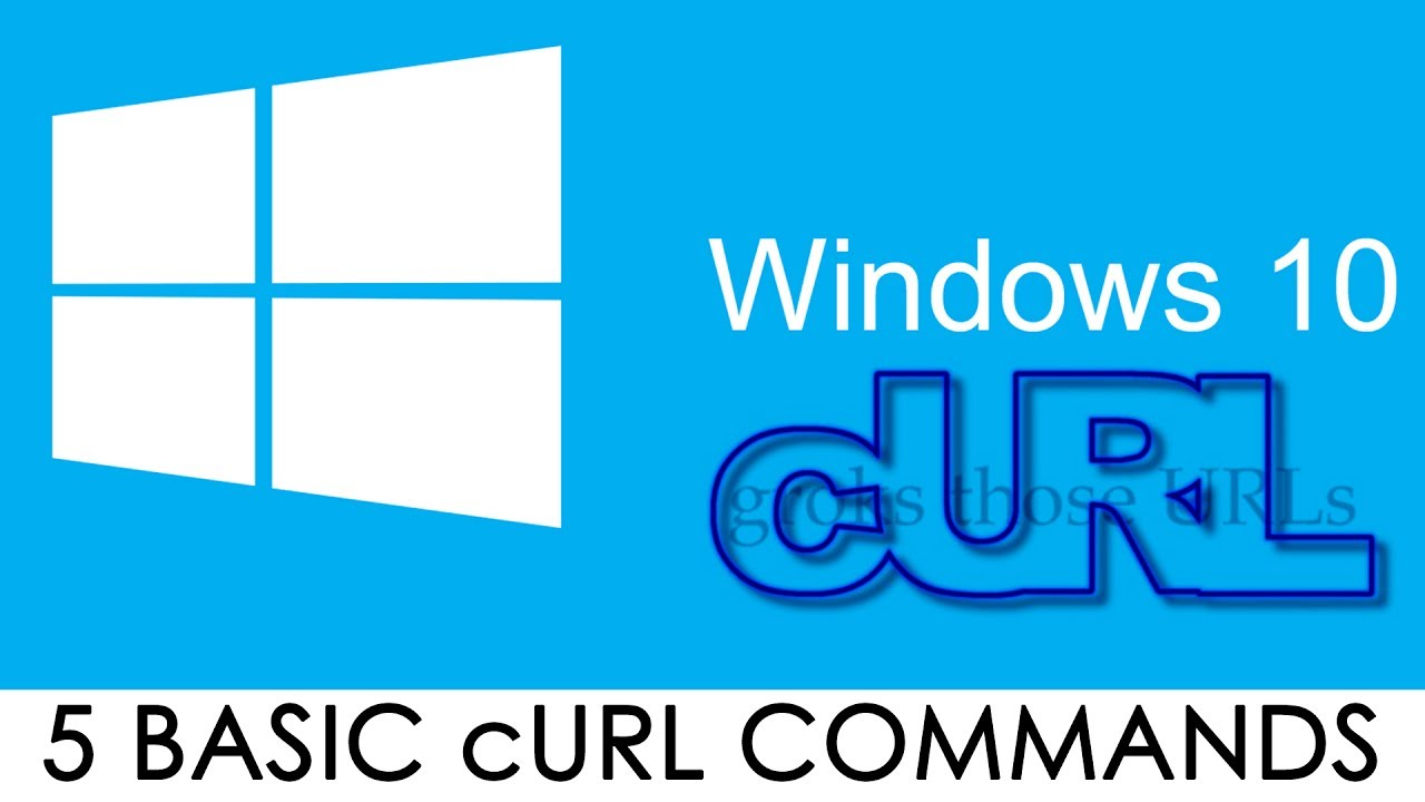 5 cURL Commands everyone should know