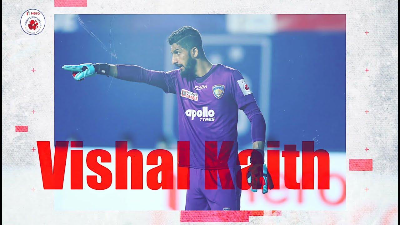 Vishal Kaith's Best Saves | Hero ISL 2020-21