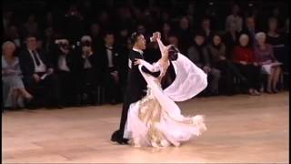 victor fung anastasia(solo performance of slow foxtrot)