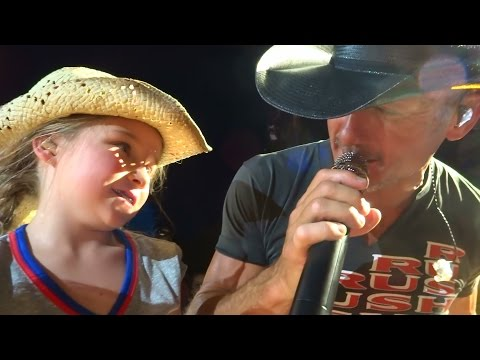 Tim McGraw Just to See You Smile Salt Lake City