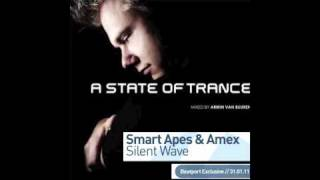 Smart Apes & Amex - Silent Wave (Marc Simz Remix) @ A State Of Trance 492