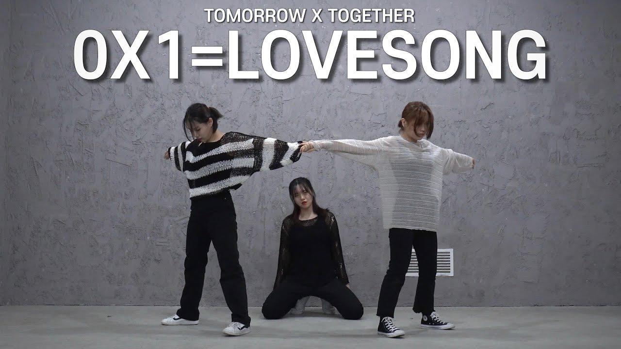 TXT(투모로우바이투게더) - 0X1=LOVESONG 3인 ver.   커버댄스 Dance Cover By FRONTING