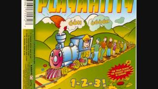 Playahitty 1-2-3 (train with me) radio mix CDQ