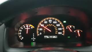 Honda Accord  2.4 VTEC  automatic - Acceleration