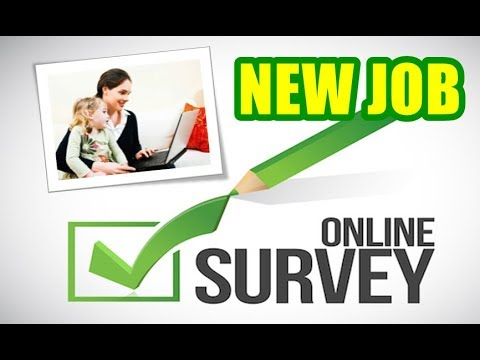 Part Time Online Job  2018 - Online Survey - Withdraw Money