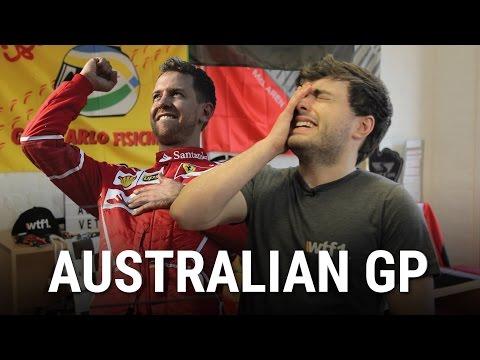 2017 F1 Australian Grand Prix Reaction