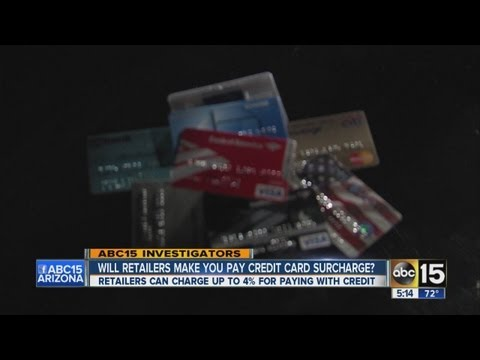 Will Re Ers Make You Pay Credit Card Surcharge