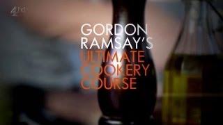 Курсы элементарной кулинарии Гордона Рамзи, 01. Приступая к работе