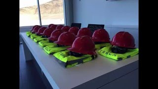 Tesla Gigafactory #1 - an awesome 2 minute tour video!