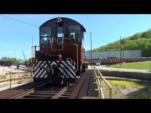 Tennessee Valley Railroad Museum, April 13th 2017