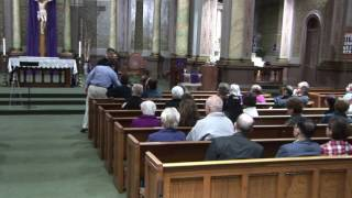 All Saints Church - Fr Jack Bentz - Lenten Series, #3of3 Wednesday, 29Mar2017A thumbnail