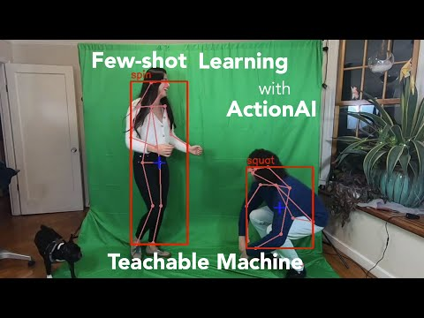Quickly Prototype Human Activity Recognition Apps with ActionAI