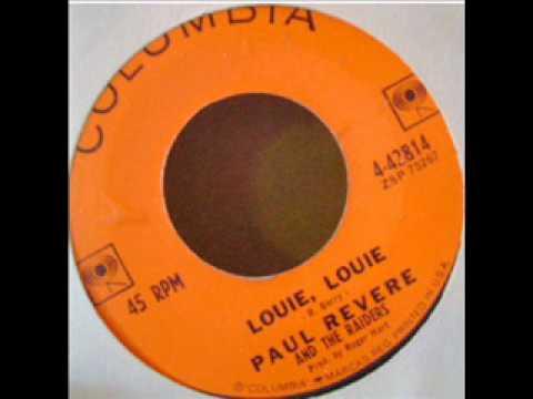 Louie Louie =  Paul Revere & the Raiders mp3