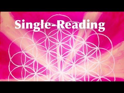 🌟 Single-Reading November 2017🌟 Glücklich sein in mir