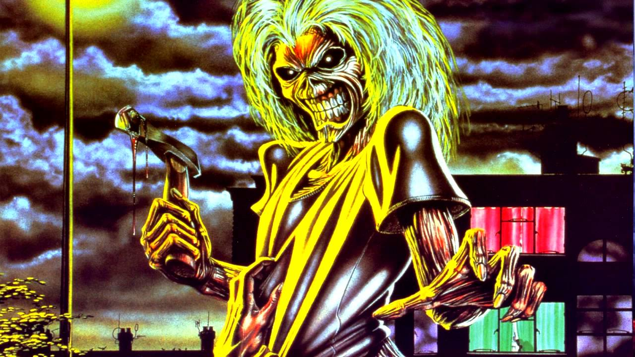 The Ides Of March Iron Maiden Killers 1981 Youtube