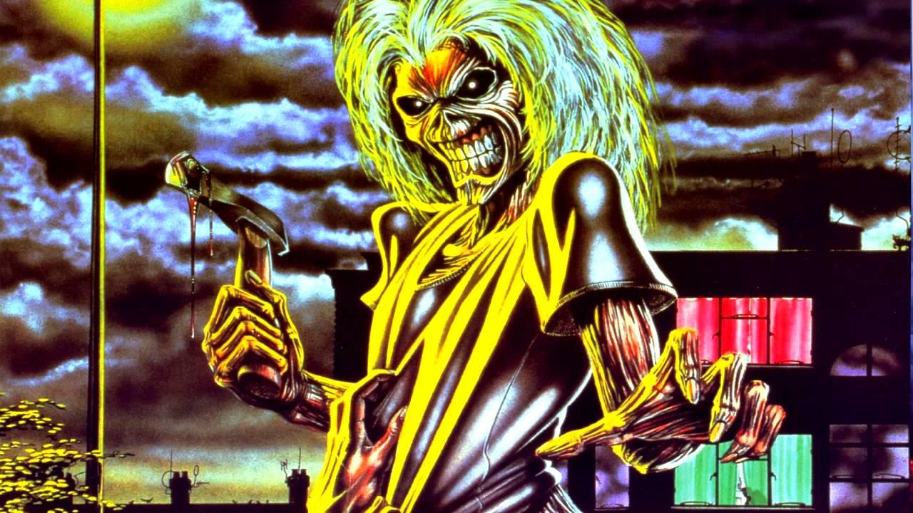 Iron Maiden Jäsenet
