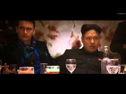 The Interview : Kim Jong-Un Goes Crazy