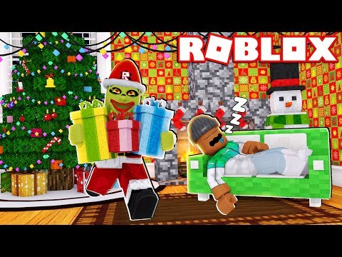 HOW THE GRINCH STOLE CHRISTMAS IN ROBLOX