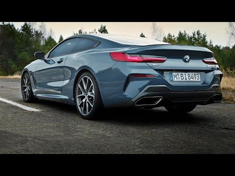 2019 BMW 8 Series Presentation