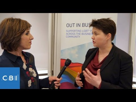 In Discussion with Ruth Davidson MSP: Part one