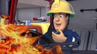 Neue Feuerwehrmann Sam Deutsch 🌟Sam fährt zur Rettung! 🌟Rettungen mit Sam   Kinderfilm