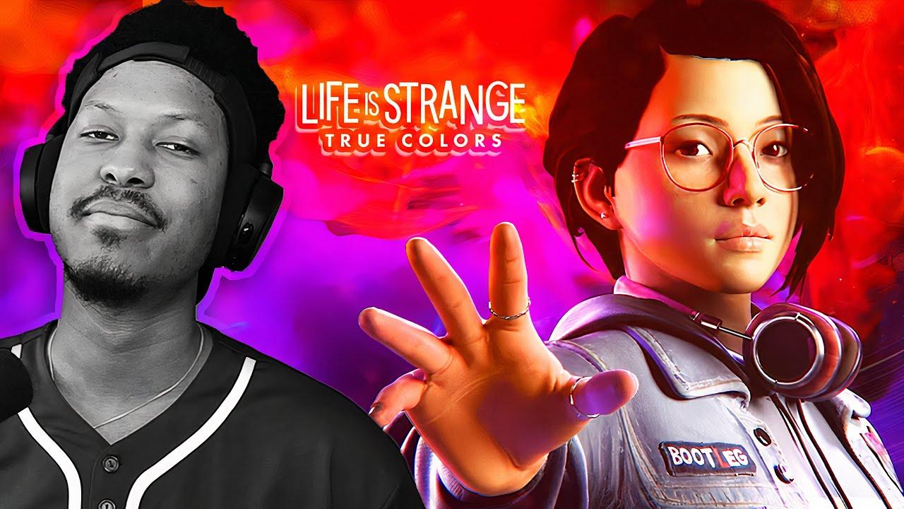 A NEW SERIES. EUGH! | Life is Strange 3 True Colors - Part 1
