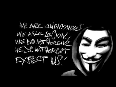 Anonymous: A message to Russia and China