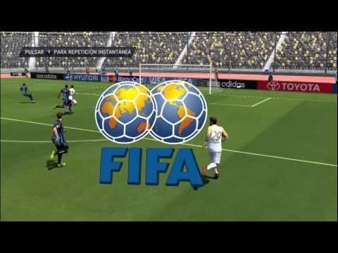 FIFA 14 (MANCHESTER CITY VS REAL MADRID) Y (PUMAS VS QUERETARO)