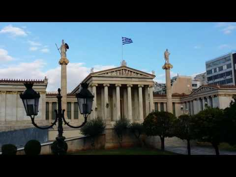 Athens Open-Top Bus Tour - FULL VIDEO (Sights of Athens, Greece)