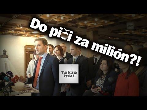 Vulgárny milionár Igor Matovič: Serem na to, do pi.i a prečo?!