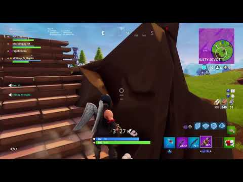 FORTNITE About last night