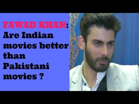 Fawad Khan compares Lollywood to Bollywood cinema.
