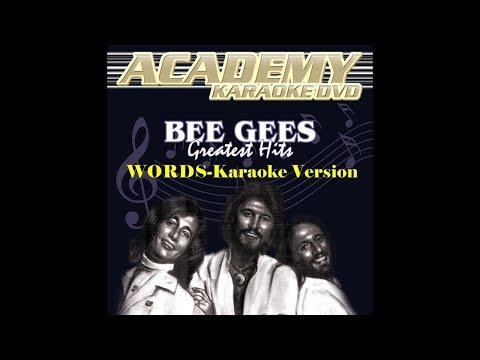 Bee Gees - Tragedy (Karaoke)