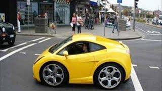 Топ 10 Крутых Машинок в Миниатюре
