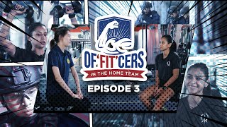 SSSGT Azima hustles her muscles in the ERT   Of'FIT'cers in the Home Team Ep3