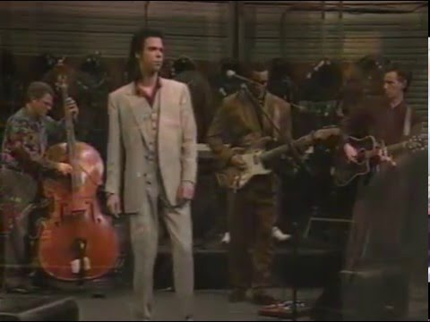 Nick Cave, Mick Harvey, Toots Thielemans & Charlie Haden - Hey Joe [1990]