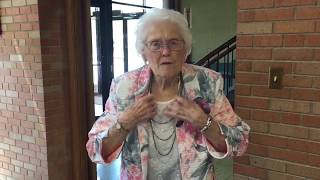 Evelyn's 100th Birthday party