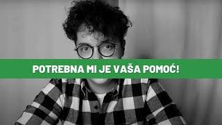 Marija Šerifović - POTREBNA mi je Vaša POMOĆ!!!