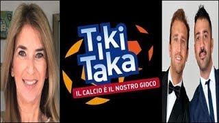 Tiki Taka   Ospiti, del 12 Marzo 2018 (Pio e Amedeo, Titti Improta..)
