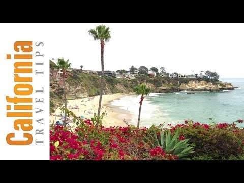 Three Arch Bay - Laguna Beach, CA - Best California Beaches
