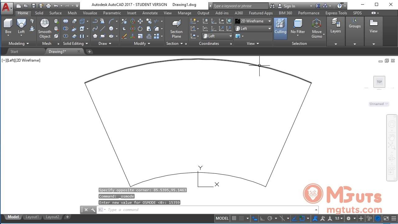 How to nest 3D cone in Autocad - Free Autocad tutorials