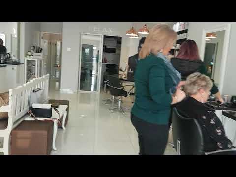Salon Decor Tour: Veaudry Hair Boutique East London