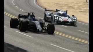 Battle F1 2017 Williams vs Porsche 919 Hybrid at Black Cat Country