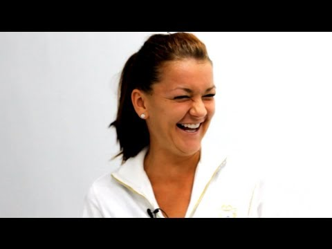 WTA Stars Learn Mandarin Part 2 | Azarenka, Radwanska, Kvitova and more