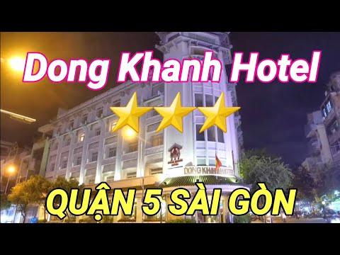 Đường ĐỒNG KHÁNH Sài Gòn Chợ Lớn Về Đêm (Khu Ăn Uống Tấp Nập)