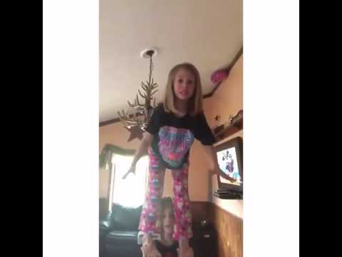 I can't... GIRL FALLS VINE